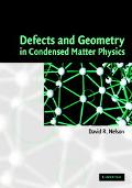 Defects and Geometry in Condensed Matter Physics