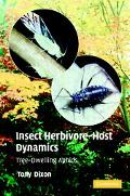 Insect Herbivore-host Dynamics Tree-dwelling Aphids