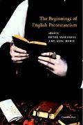 Beginnings of English Protestantism