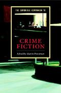 Cambridge Companion to Crime Fiction