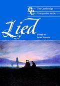 Cambridge Companion to the Lied