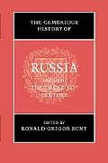 Cambridge History of Russia The Twentieth Century