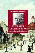 Cambridge Companion To Friedrich Schleiermacher