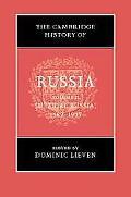 Cambridge History of Russia Imperioal Russia, 1689-1917