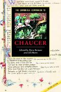 Cambridge Companion to Chaucer