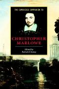 Cambridge Companion to Christopher Marlowe