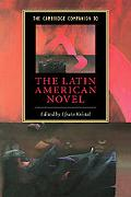 Cambridge Companion To The Latin American Novel