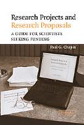 Research Projects and Research Proposals A Guide for Scientists Seeking Funding