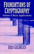 Foundations of Cryptography II Basic Applications