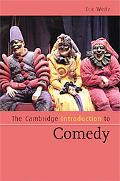 Cambridge Introduction to Comedy
