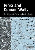 Kinks And Domain Walls An Introduction to Classical And Quantum Solitons