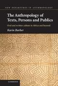 Anthropology of Texts, Persons and Publics