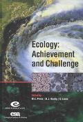 Ecology Achievement and Challenge