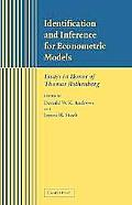 Identification And Inference For Econometric Models Essays In Honor Of Thomas Rothenberg