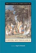 Cambrige Companion to Greek Mythology