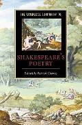 Cambridge Companion to Shakespeare's Poetry