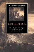 Cambridge Companion to Lucretius