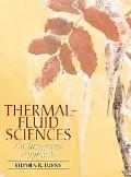 Thermal-Fluid Sciences An Integrated Approach