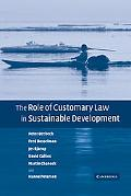 Role of Customary Law in Sustainable Development