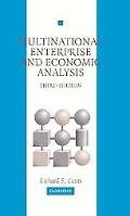 Multinational Enterprise and Economic Analysis