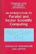 Introduction to Parallel and Vector Scientific Computing