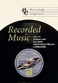 The Cambridge Companion to Recorded Music (Cambridge Companions to Music)