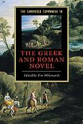 Cambridge Companion to the Greek and Roman Novel