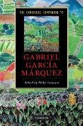 Cambridge Companion to Gabriel García Márquez