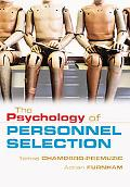 The Psychology of Personnel Selection