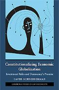Constitutionalizing Economic Globalization