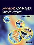 Advanced Condensed Matter Physics