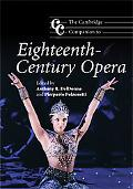 The Cambridge Companion to Eighteenth-Century Opera (Cambridge Companions to Music)