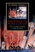 The Cambridge Companion to Twentieth-Century Russian Literature (Cambridge Companions to Lit...