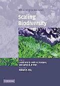 Scaling Biodiversity