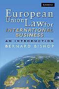 European Union Law for International Business: An Introduction