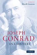 Joseph Conrad in Context