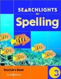 Searchlights for Spelling Year 3 Teacher's Book