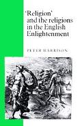 Religion' and the Religions in the English Enlightenment