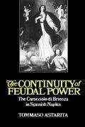 Continuity of Feudal Power The Caracciolo Di Brienza in Spanish Naples