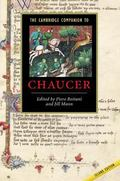Cambridge Companion to Chaucer