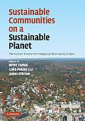Sustainable Communities on a Sustainable Planet: The Human-Environment Regional Observatory ...
