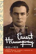 Letters of Ernest Hemingway: Volume 2, 1923-1925