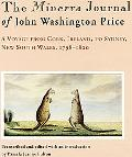 Minerva Journal of John Washington Price A Voyage from Cork, Ireland to Sydney, New South Wa...
