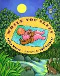 While You Sleep - Julia Moore - Hardcover - 1st ed