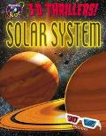 3-D Thrillers! Solar System - Marc Tyler Nobleman - Paperback - Book and 3-D Glasses