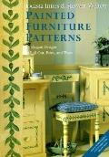 Painted Furniture Patterns:  34 Elegant Designs to Pull out, Paint, and Trace - Jocasta Inne...