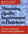 Measuring Quality Improvement in Healthcare A Guide to Statistical Process Control Applications