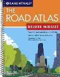 Rand McNally 2011 The Road Atlas Deluxe Midsize (Rand Mcnally Road Atlas Midsize Deluxe)