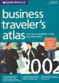 Business Traveler's Atlas: Top 30 U. S. Business Cities, 50 State Maps