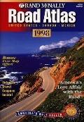 Rand McNally Road Atlas 1998 (United States, Canada, Mexico)